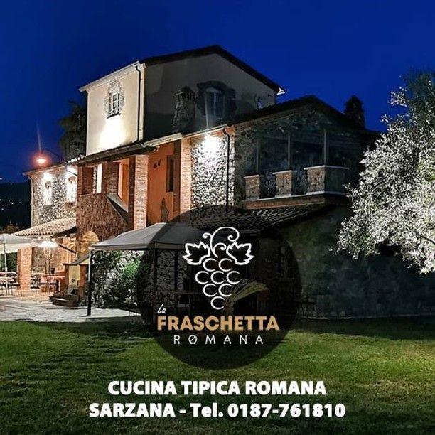 Finalmente ritorna La Fraschetta. Vi aspettiamo Sabato 5 e Domenica 6 Dicembre con il nostro menù fisso alla Romana cosi composto: - Antipasto della tradizione ( Bruschette miste, prosiutto crudo, pecorino di amatrice e torta rustica) - Maccheroni alla matriciana - Tonnarelli cacio e pepe - Polpette ar sugo € 25,00 compresi Acqua e Caffè. Prenota subito chiamando il 0187-761810  #fraschetta #fraschettaromana #lafraschettaromana #sarzana #laspezia #ristorante