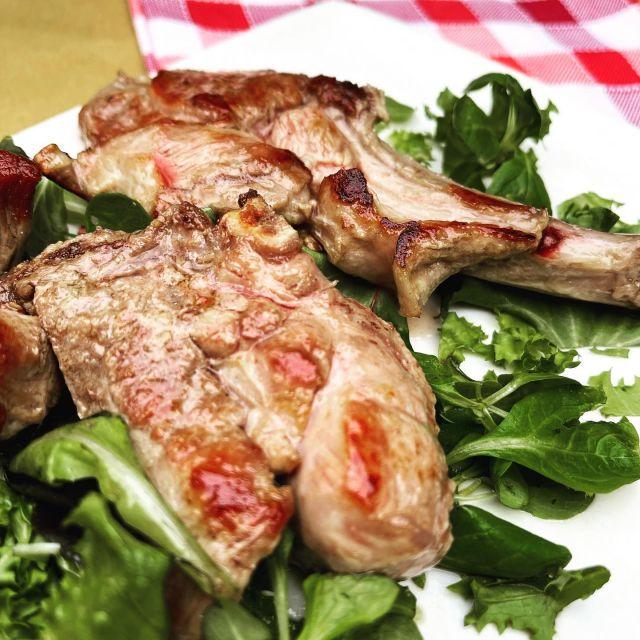 Ci sono tanti piatti belli e buoni… poi c'è l#abbacchio #fraschettaromana #lafraschettaromana #sarzana #laspezia #cucinaromana